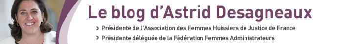 Le blog d'Astrid Desagneaux